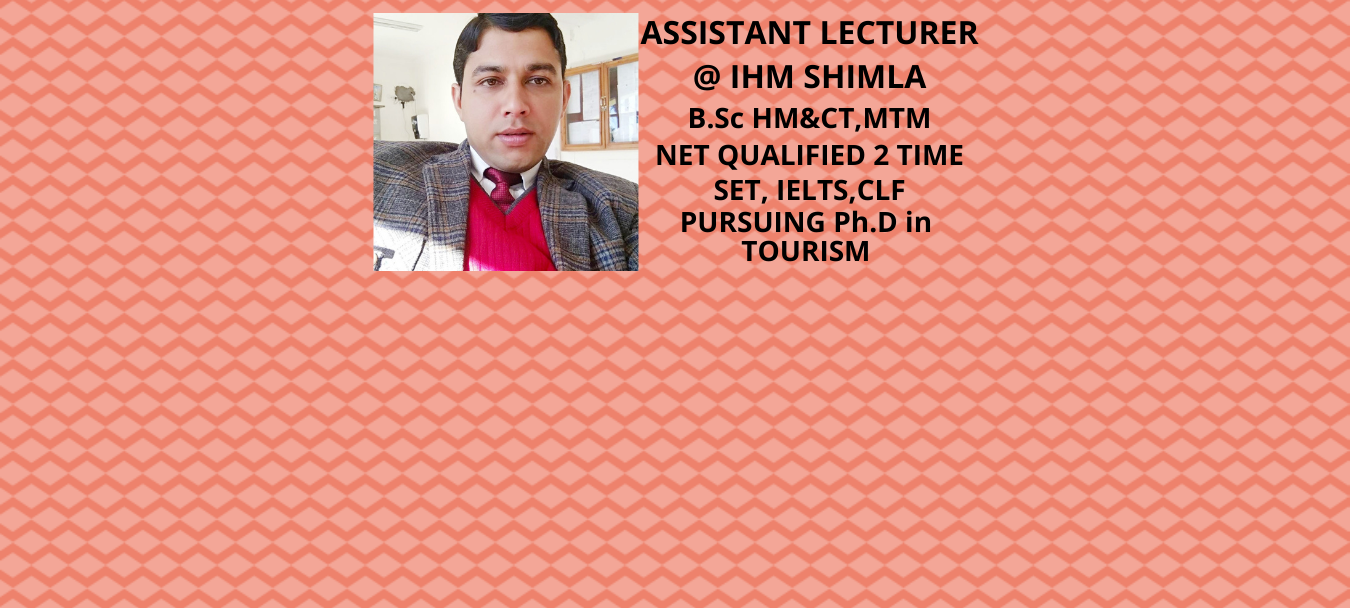 CRASH COURSE of NCHMCT JEE PLUS
